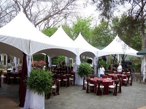 Tent Rentals in Dallas