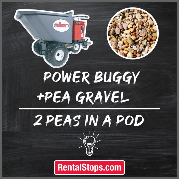 PowerBuggy_PeaGravel
