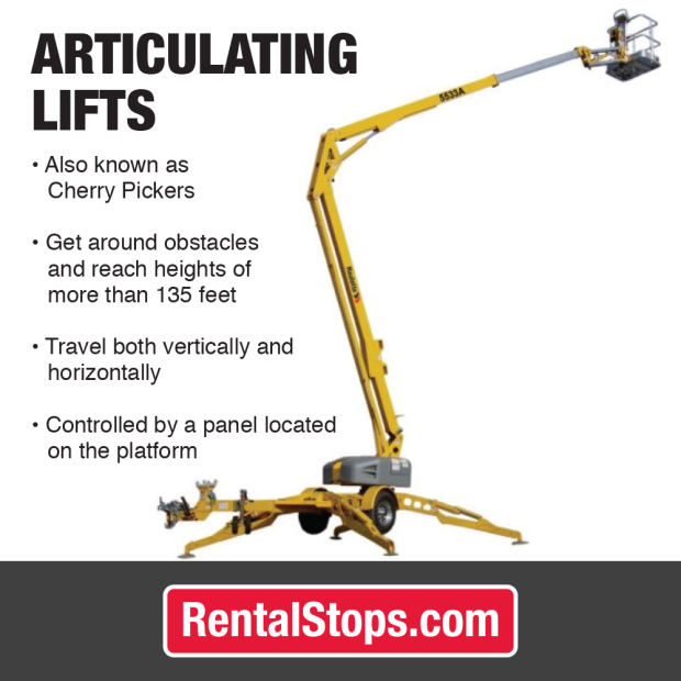 Articulating Lifts