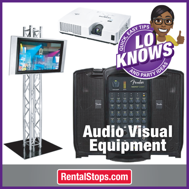 Audio Visual Eqpt